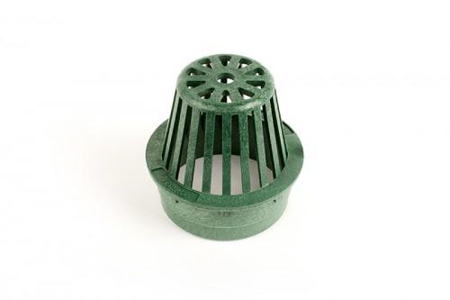 "G4RAG - Green 4"" Round Atrium Grate"
