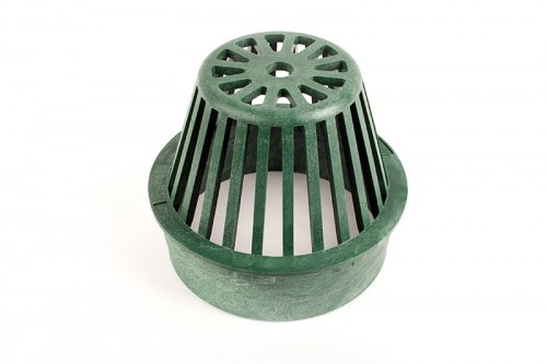 "G6RAG - Green 6"" Round Atrium Grate"