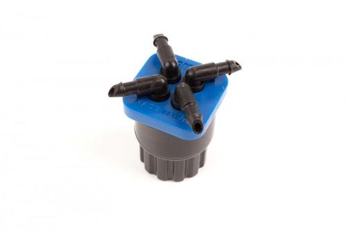 EPCB2 - 2 gph/outlet, 4 Outlet PC Bubbler